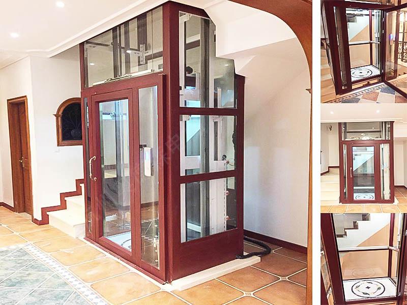 Gantry Structure Elevator