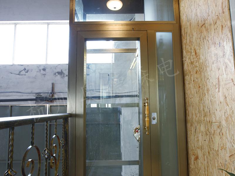 Steel Belt Platform Elevator OTP4000