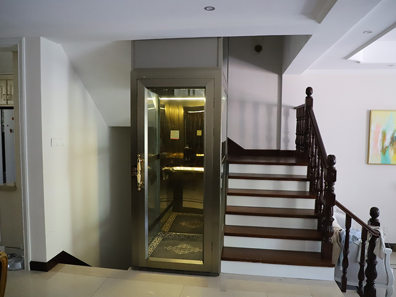 Steel Belt Platform Elevator OTP3000