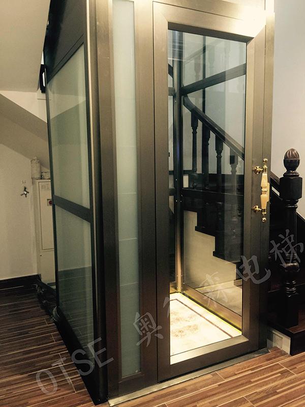 Steel Belt Backpack Structure Elevator